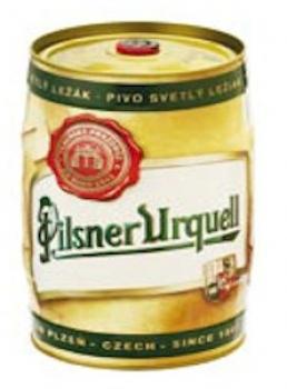 Pilsner Urquell Fass