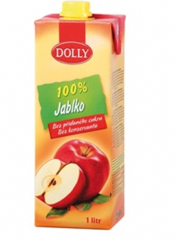 Dolly Apfel 100% 1l