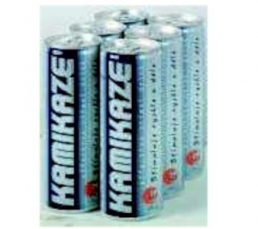 Kamikaze Power Drink 0,25 l 6 Stck