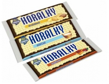 Horalky Milch Erdnuss Nougat 35 gHoralky 38g