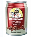Mr. Brown cappucino 250mlBlech /24/
