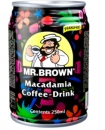 Mr. Brown macadamia 250ml  /24/