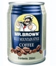 Mr. Brown blue 250ml Blech /24/
