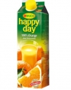Rauch Happy day 100% 1l Apfelsine /12/