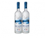 Grey Goose vodka 40% 1000 ml/