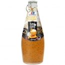 Basil Seed - Drink - Honey - 12 x 290 ml