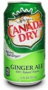Canada Dry Ginger Ale und Limonade USA  355ml